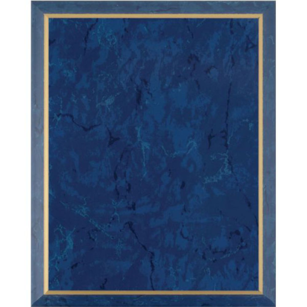 troph es gravures expert plaque marbr bleu. Black Bedroom Furniture Sets. Home Design Ideas