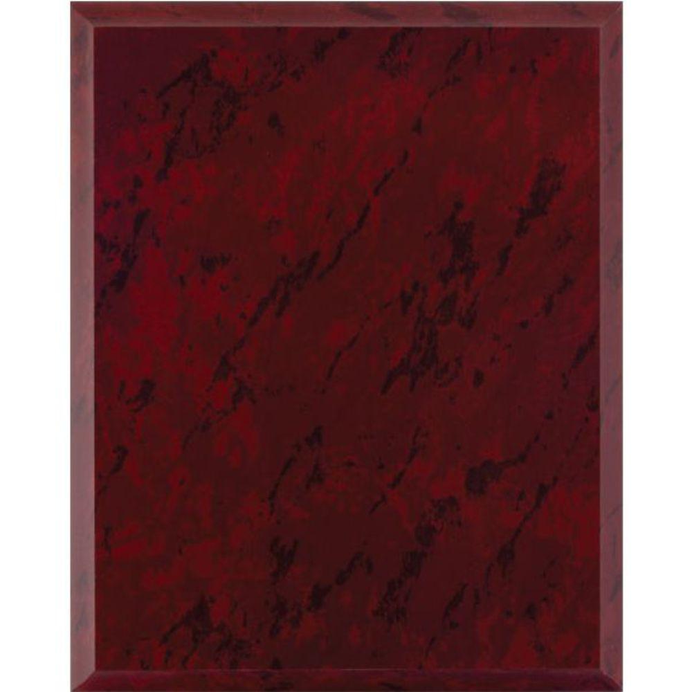 troph es gravures expert plaque sratifi marbr rouge. Black Bedroom Furniture Sets. Home Design Ideas